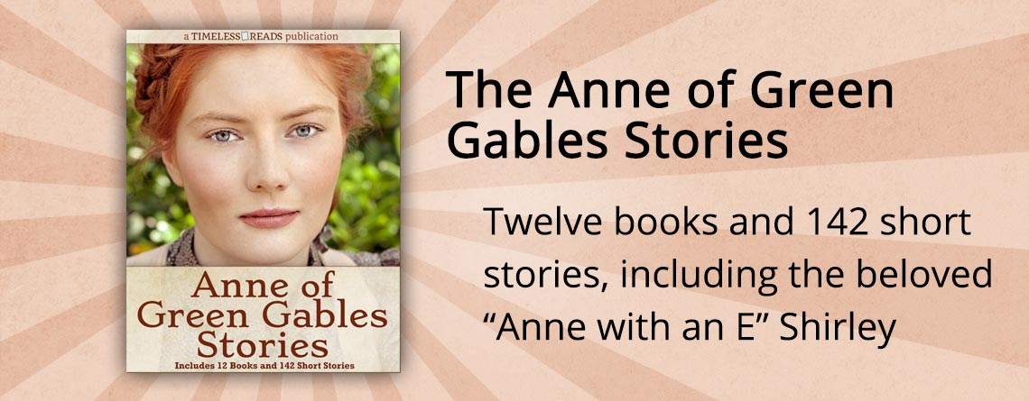 The Anne of Green Gables Stories for Kindle